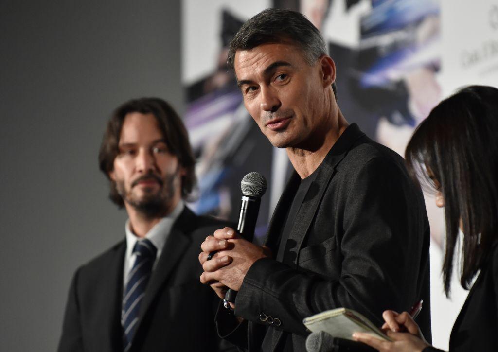 Director Chad Stahelski