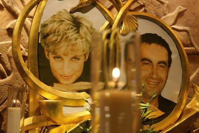 A permanent memorial to Diana, Princess of Wales and Dodi al-Fayed