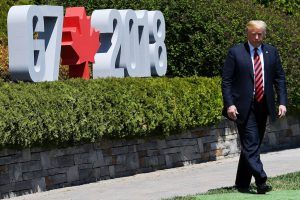 Everything You Need to Know About the G7 Summit Drama and What President Donald Trump Said About Macron and Trudeau