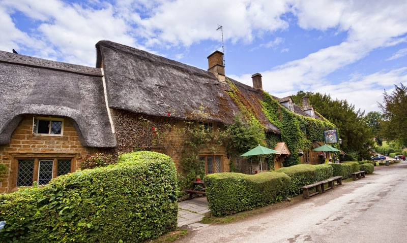 Great Tew the Cotswolds