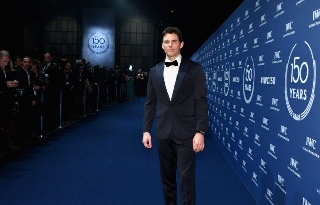 James Marsden attends the IWC Schaffhausen Gala celebrating the Maison's 150th anniversary