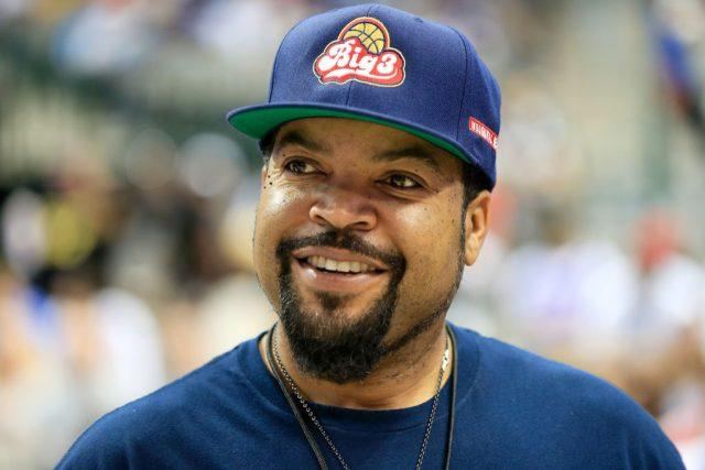 Ice Cube in Dallas,Texas