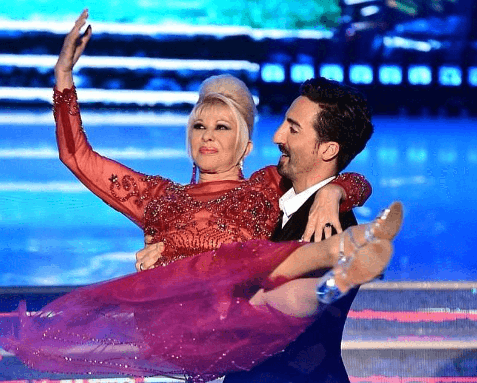 Ivana Trump Dancing with the stars