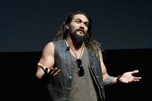 Here's the Real Reason Jason Momoa Left 'The Crow'