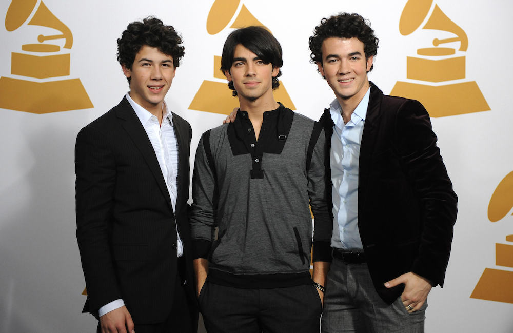 Jonas Brothers in 2008