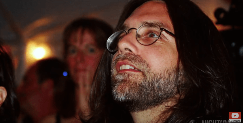 Keith Raniere of the NXIVM group