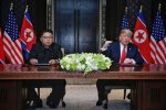 The 1 Unnerving Thing Most People Didn't Notice From Trump and Kim Jong Un's Summit