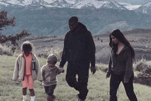 10 Adorable Photos Reveal What Kanye West and Kim Kardashian Are Really Like As Parents
