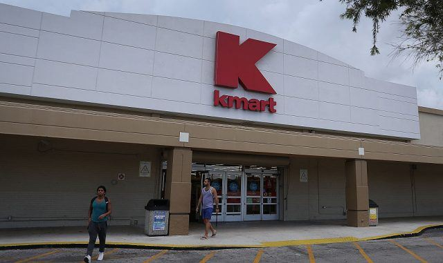 Kmart To Close 64 Of Its Stores