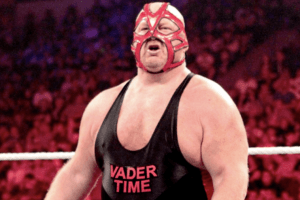 Doctors Told Wrestling Star Big Van Vader He Only Had 2 Years Left to Live Due to His Health Issues