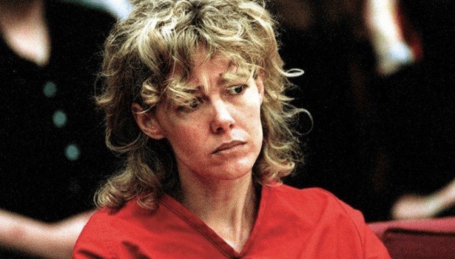 Mary Kay in court.