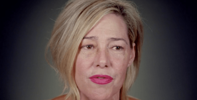 Mary Kay Letourneau in her A&E interview.