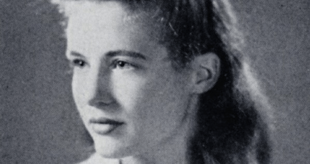 Mary Pinchot Meyer in a photograph.