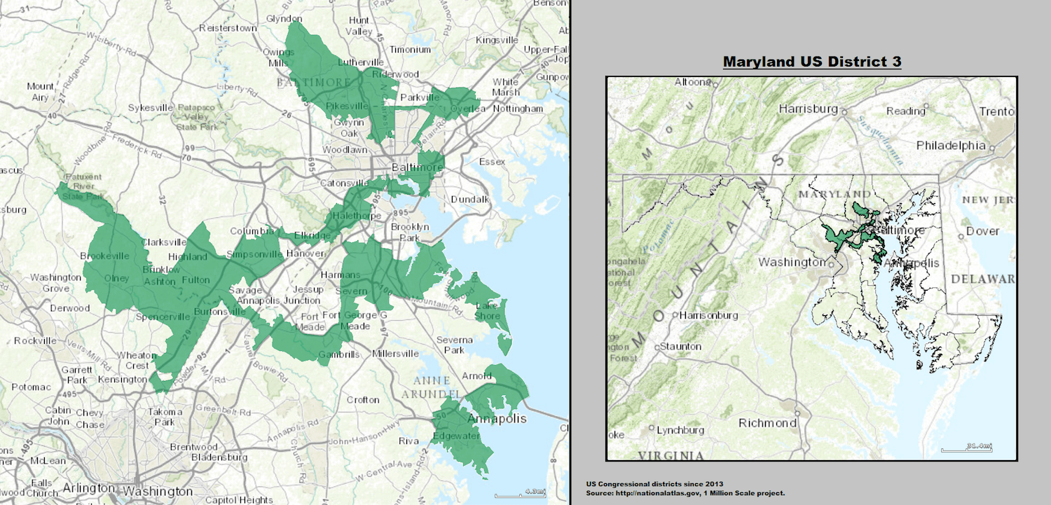 Maryland's 3rd Congressional District