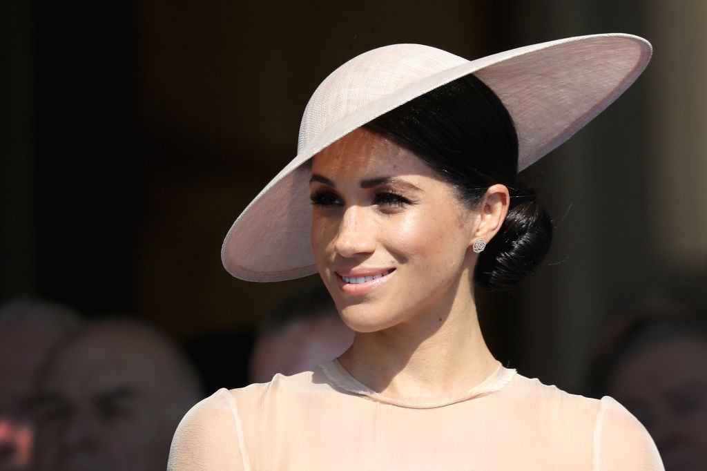 Meghan Markle attends The Prince of Wales' 70th Birthday