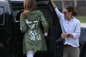 Melania Trump Just Set a Fashion Precedent — But At What Cost to Her Relationship With America