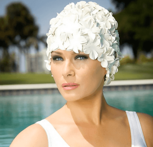 Melania Trump in her photoshoot.