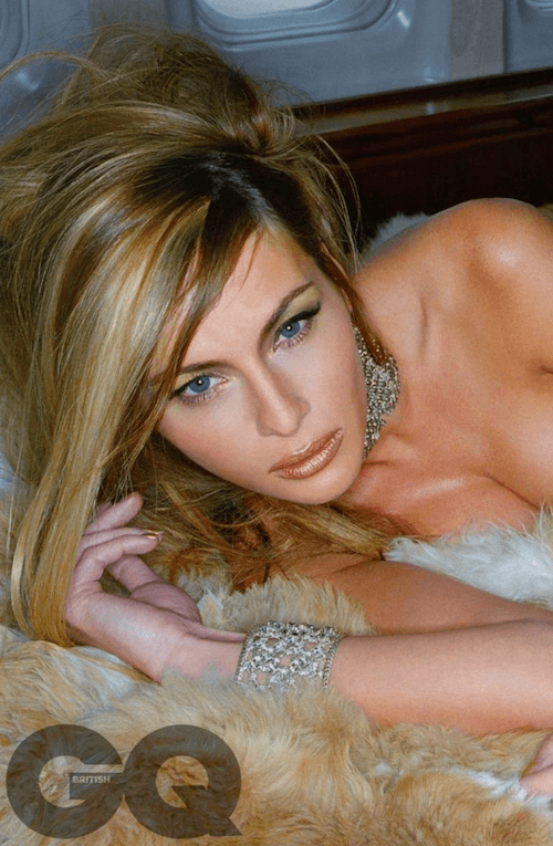 c3ebd6260cf Photos From Melania Trump's Modeling Days That Everyone Forgot Existed