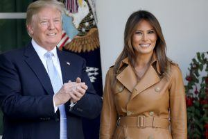 Signs Donald Trump and the White House Are Lying About Melania's Health