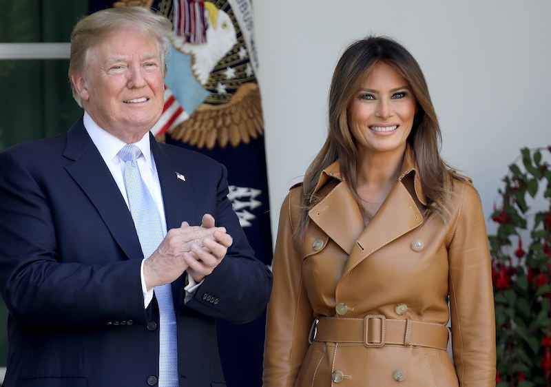How Do Donald and Melania Trump Celebrate Christmas?