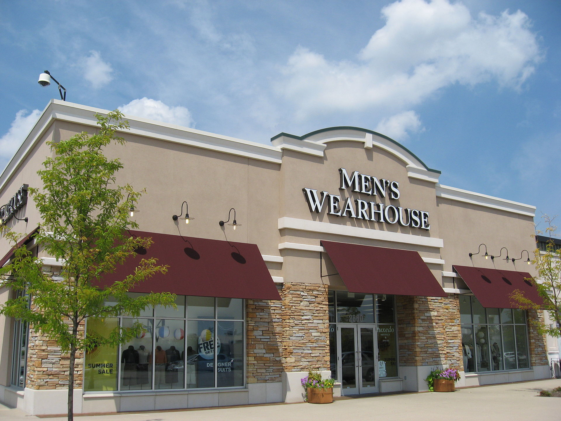 Men's Wearhouse in Miamisburg, Ohio