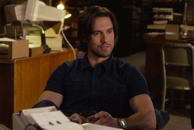 "Milo Ventimiglia on ""Gilmore Girls: A Year In the Life"""