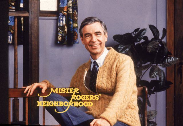 Mister Rogers gets animated with Google Doodle honor
