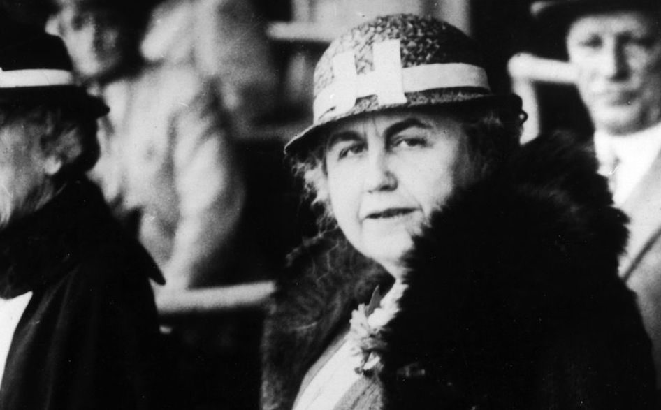Mrs Woodrow Wilson, Edith Galt