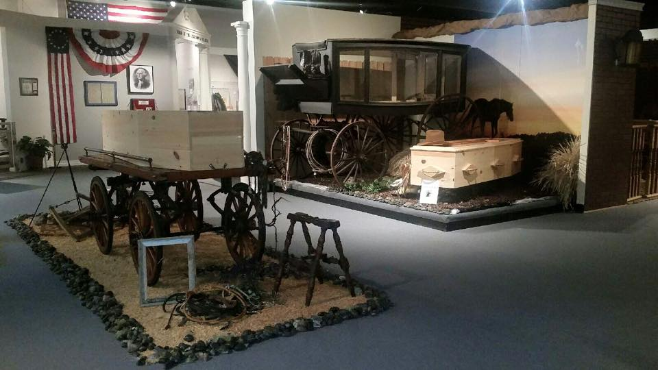 The National Museum of Funeral History