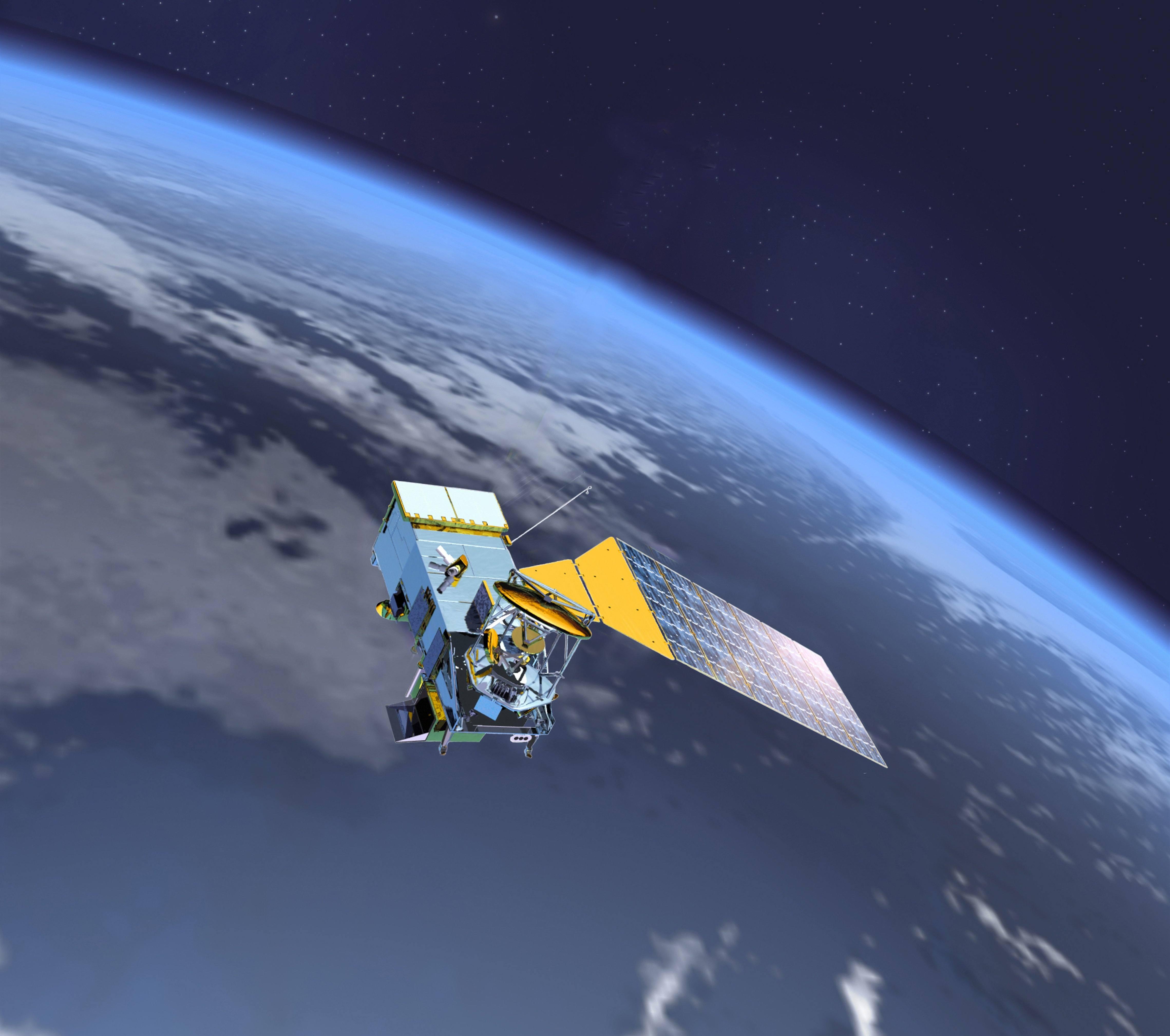 National Polar-orbiting Operational Environmental Satellite System