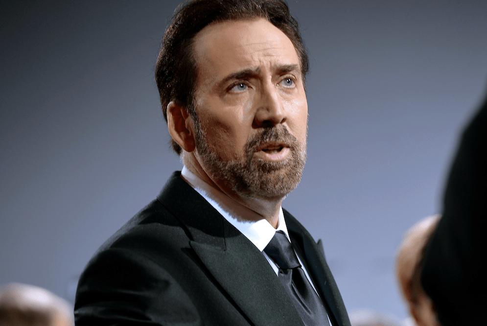 Nicolas Cage, actor