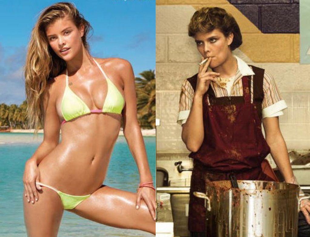 VS model Nina Agdal
