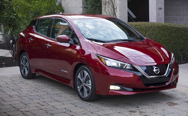 The All New 2018 Nissan Leaf Sets A Standard In Growing Market For