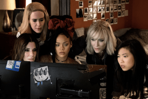 The Cast Of 'Ocean's 8' Are Shocked The Movie Got Made