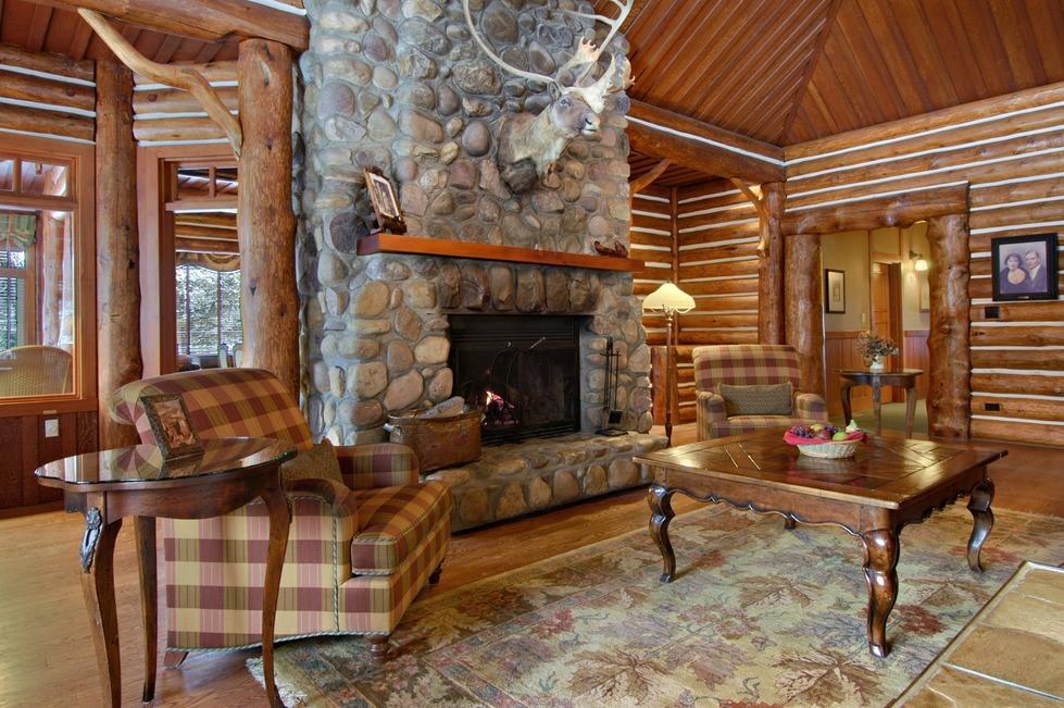 Outlook cabin Fairmont Japer park lodge