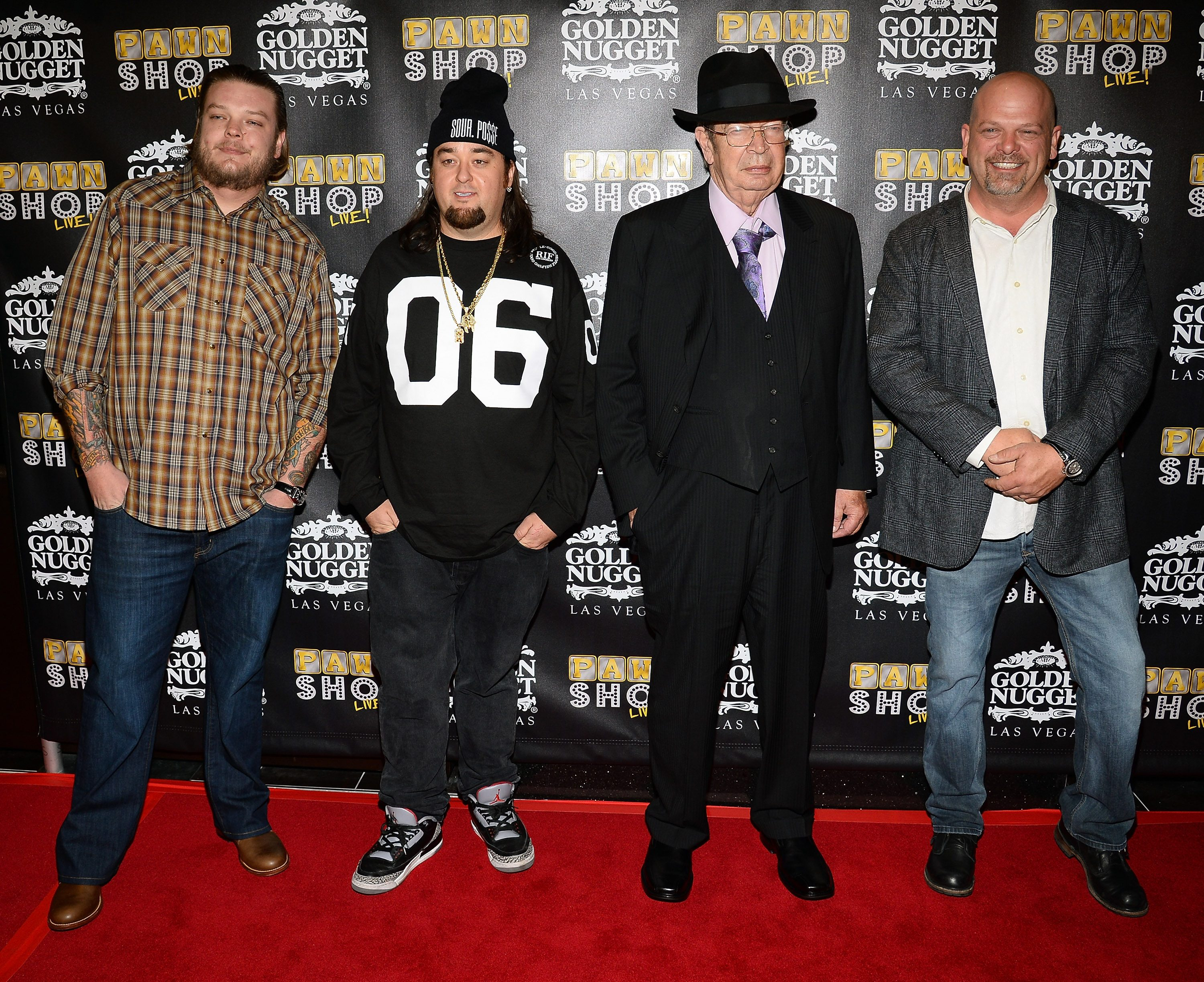 cast of pawn stars