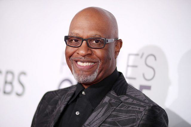 Actor James Pickens Jr attends the People's Choice Awards 2017 at Microsoft Theater