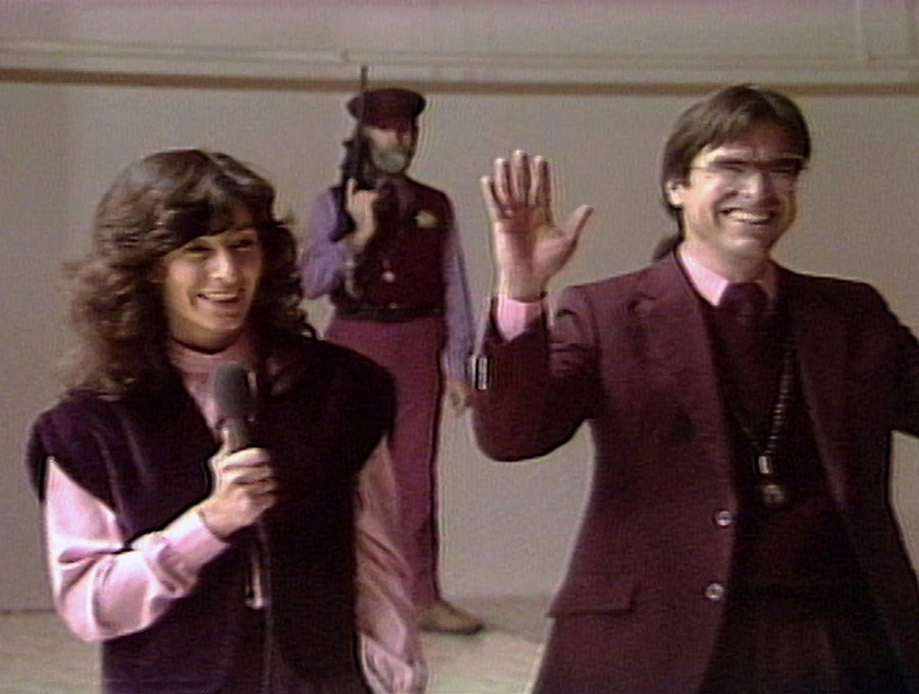Philip Toelkes and Ma Prem Sunshine Wild Wild Country