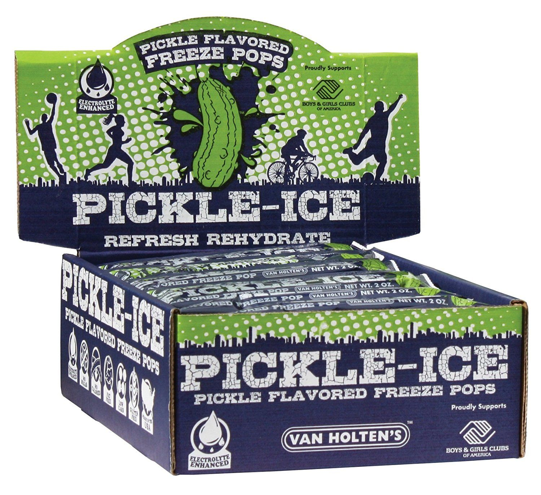 Van Holten's - Pickle Ice Freeze Pops