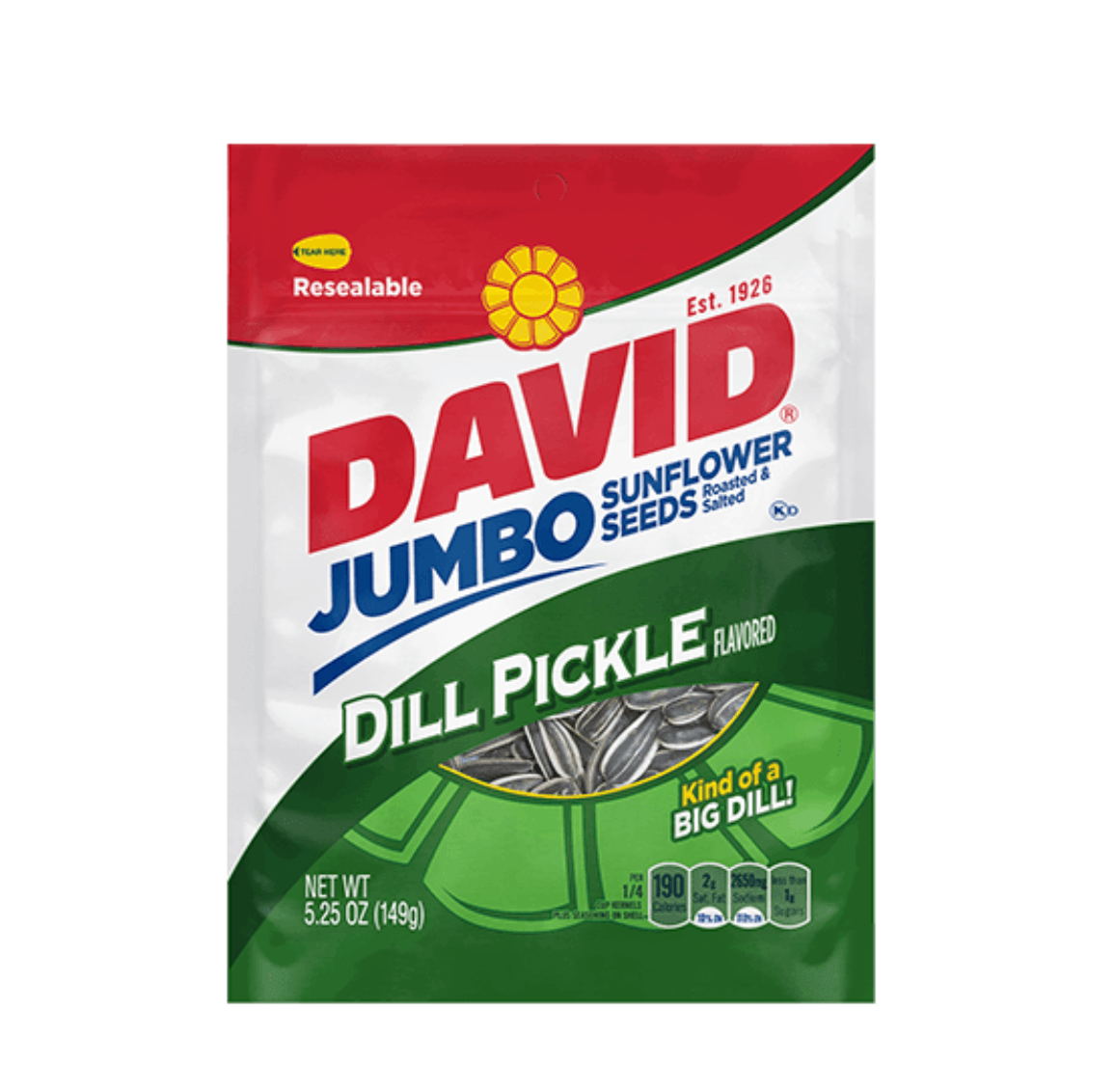 Pickle sunflower seeds