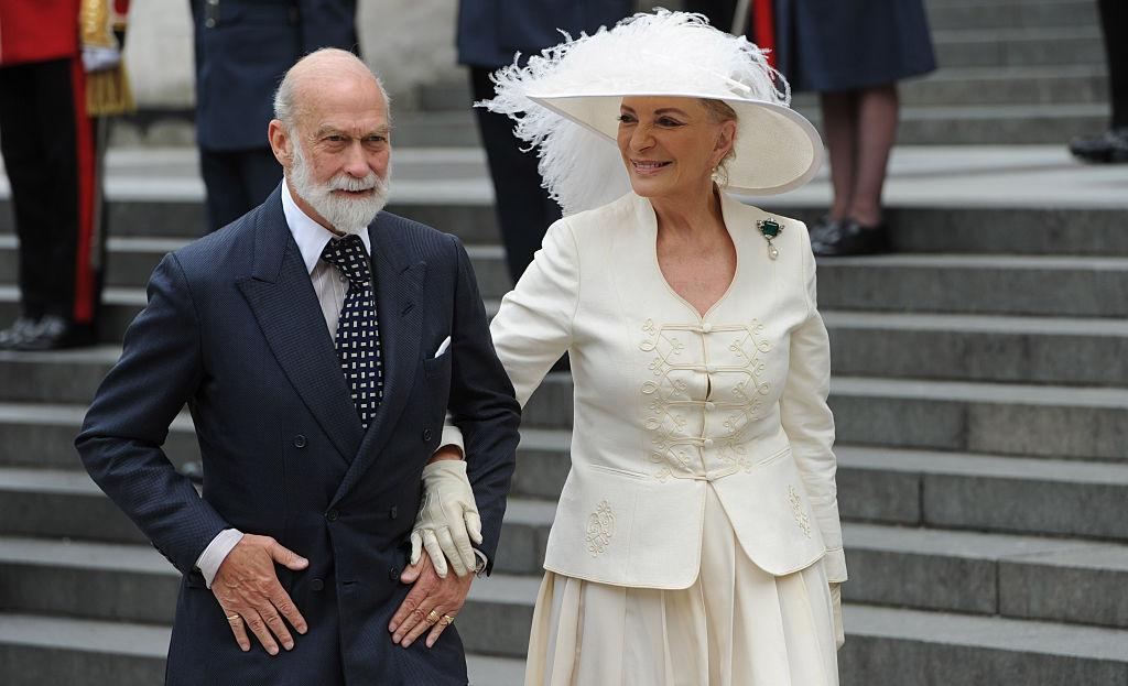 Prince and Princess Michael of Kent