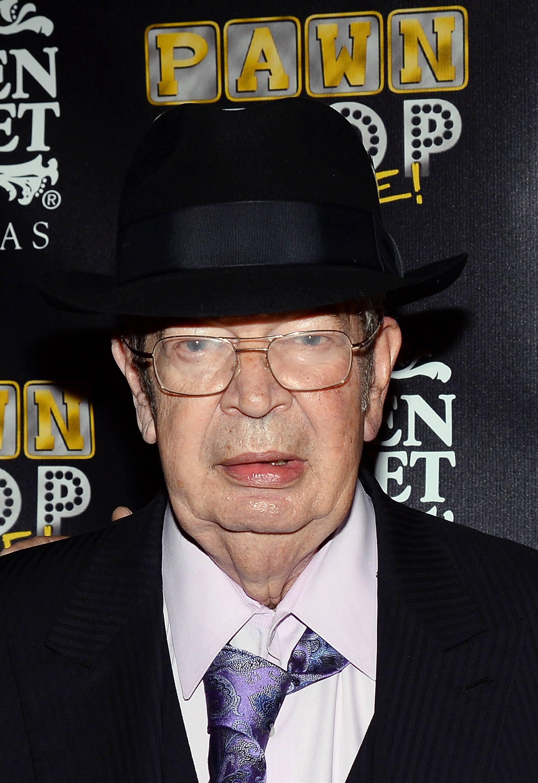 Pawn Stars Richard Old Man Harrison His Death Net Worth And