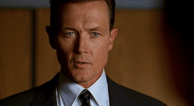 Robert Patrick in 'The X-Files'.
