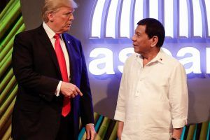 All the Disturbing Reasons Donald Trump Loves Philippines President Duterte