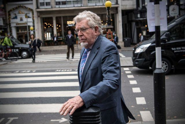 Rolf Harris Challenges His Conviction For Sex Offences