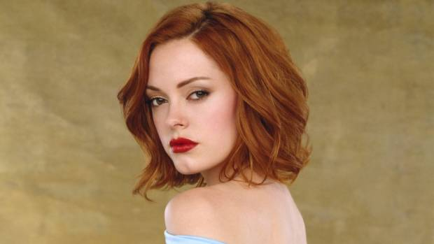 "Rose McGowan in ""Charmed"""