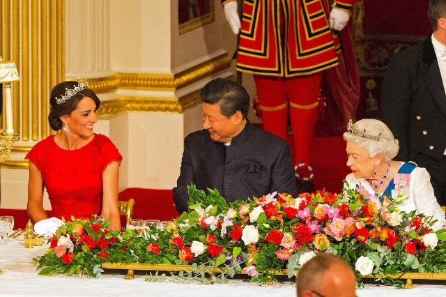 The Royal Family's favorite foods