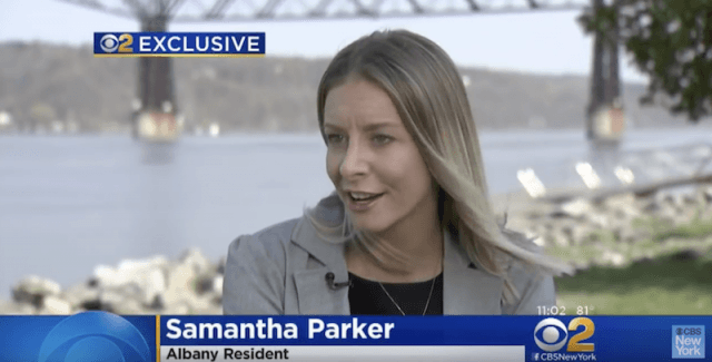 Samantha Parker on CBS News.