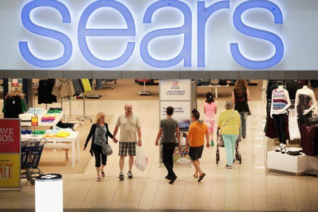 Sears Shares Skyrocket As Retailer Agrees To Sell Kenmore Appliances On Amazon