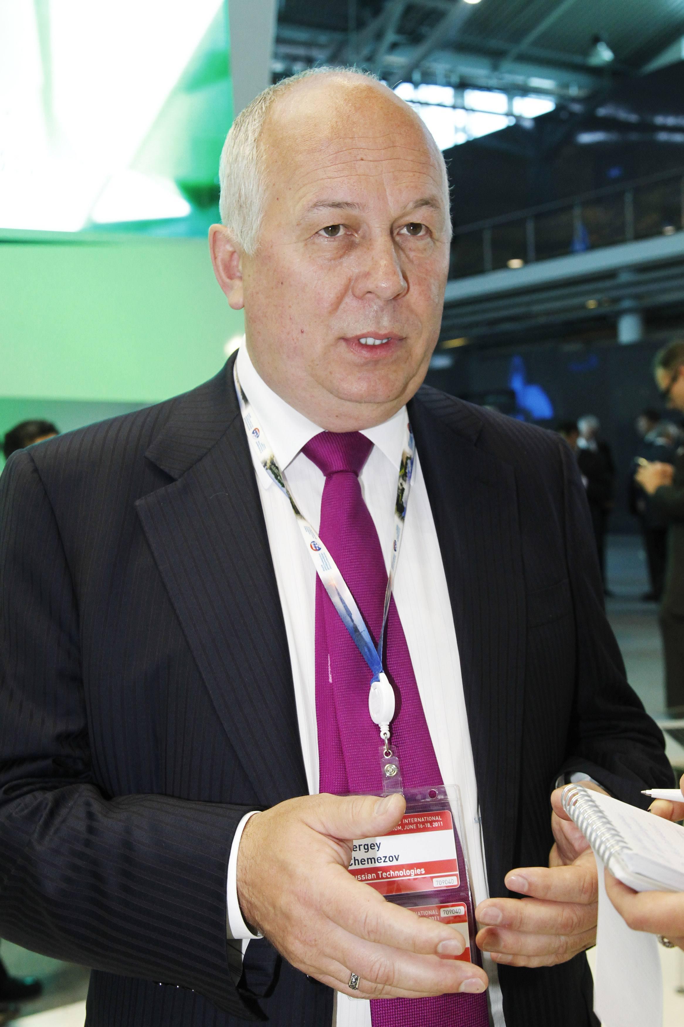 Sergei Chemezov